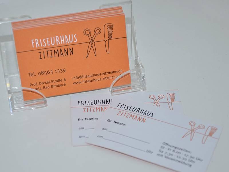 Visitenkarten Design Individuell Gestalten Lassen Vom