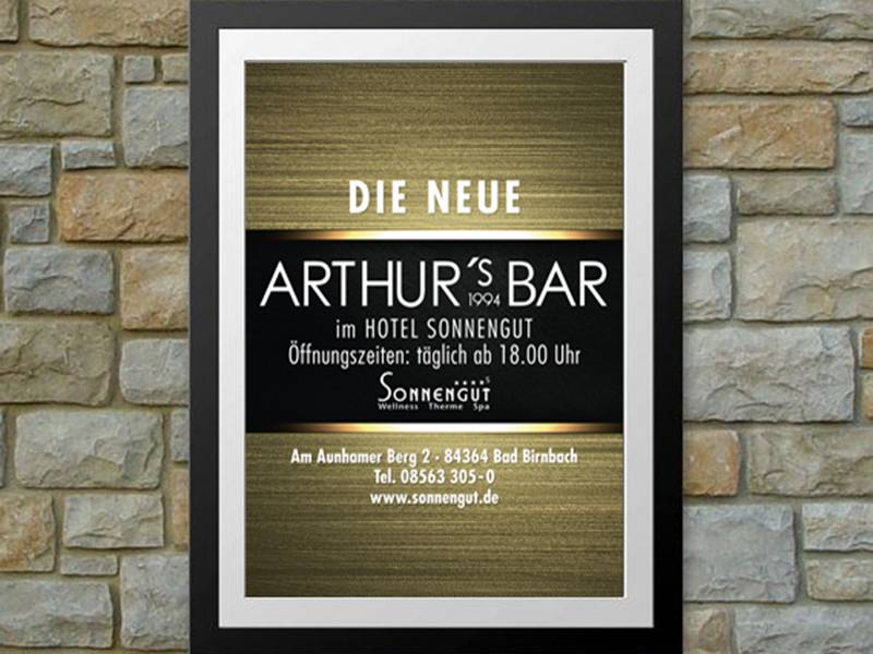 Arthur´s Bar Bad Birnbach